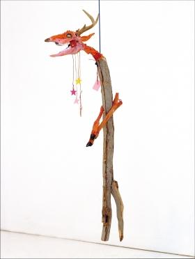 Jimmie Durham, A Dead Deer, 1986